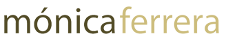 Mónica Ferrera logo